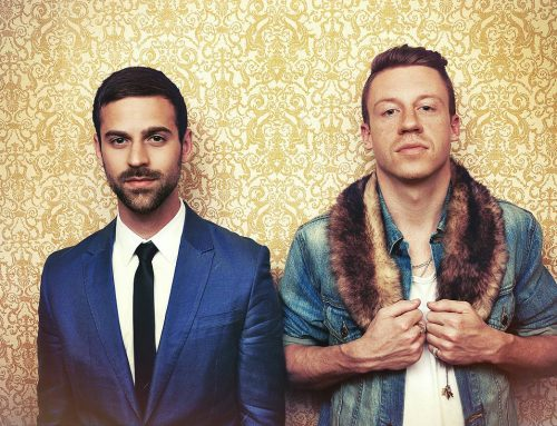 Celebrities in Recovery: Macklemore Uses Music to Help Others Recover