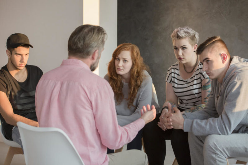 Benefits of Group Therapy for Substance Abuse