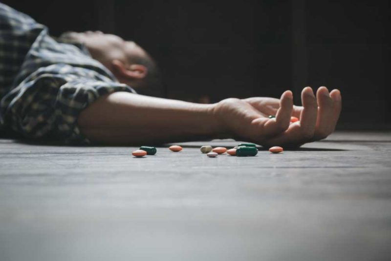 how long does it take to recover from an overdose