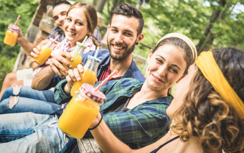How to Have Fun at a Party Without Drinking