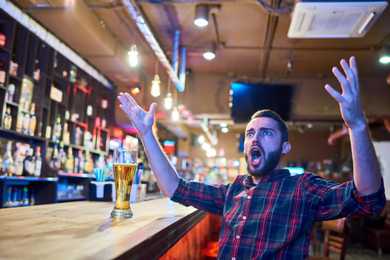 anger and alcoholism