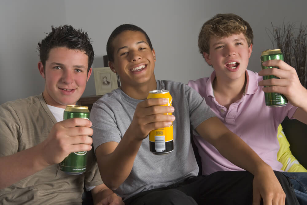 appropriate consequences for teenage drinking