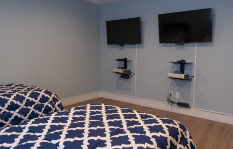 Detox Facility Bed Room