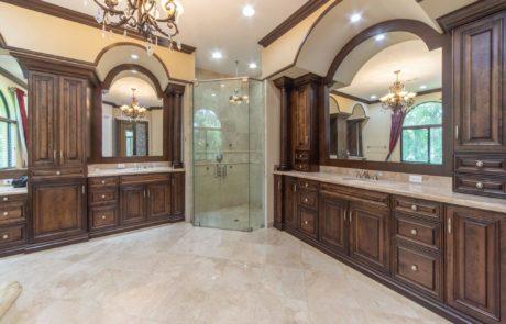 Female Villa Bathroom Shower