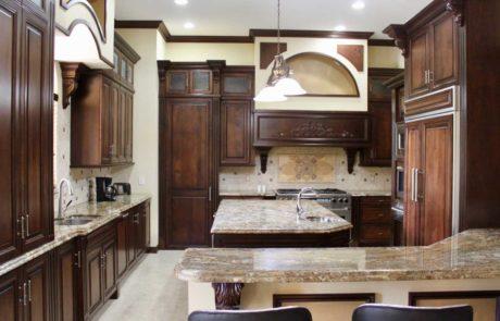 Female Villa Kitchen