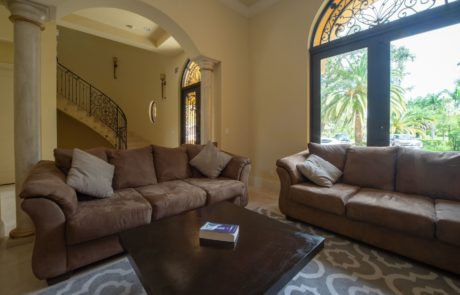 Female Villa Living Room