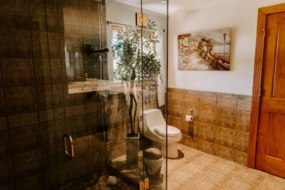 Mans Villa Toilet